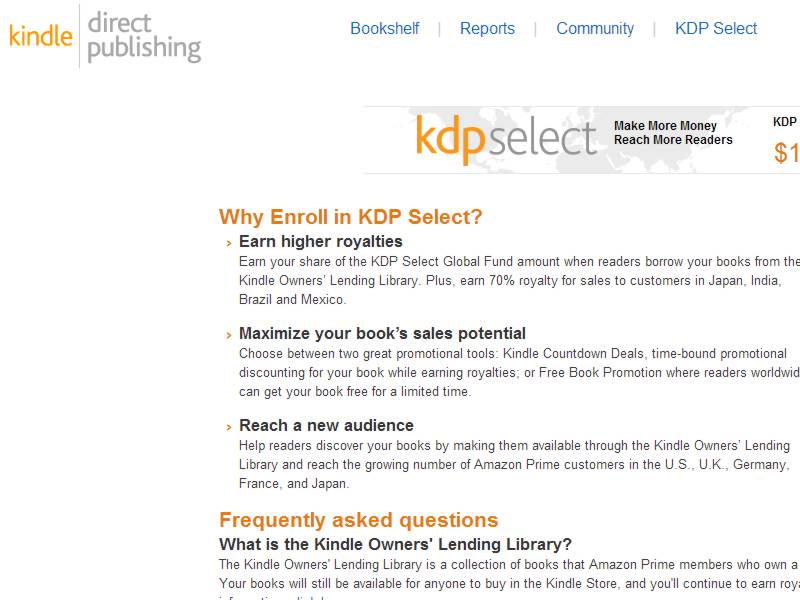Amazon Kindle Direct Publishing (KDP) review! | Make Money From Home!